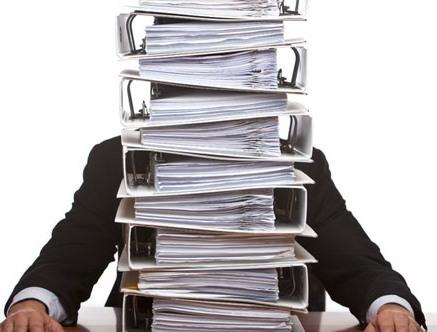 ISO 9001:2008 tăng cường tính hiệu lực thông qua tài liệu, nhưng nếu không kiểm soát hệ thống của bạn sẽ trở lên nặng nề